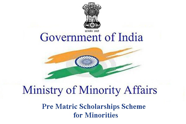 What are the different Scholarship schemes for Minority students in India