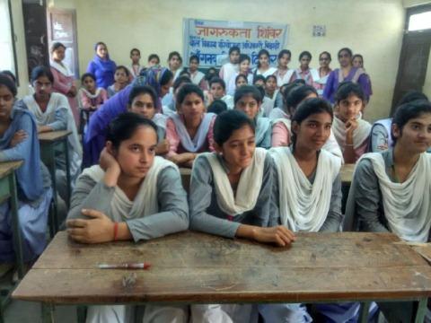 What is Kishori Shakti Yojana