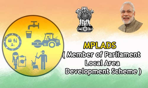 What is Members of Parliament Local Area Development Scheme