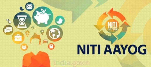 What is Niti Aayog