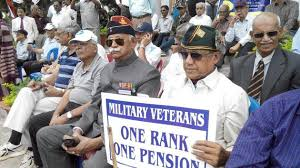 What is One Rank One Pension Scheme