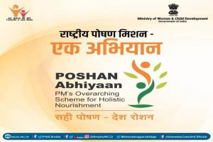 What is POSHAN Abhiyaan?