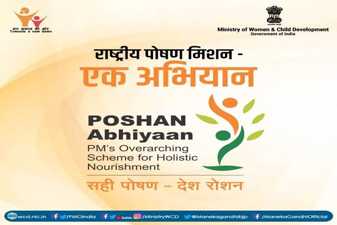 What is POSHAN Abhiyaan?