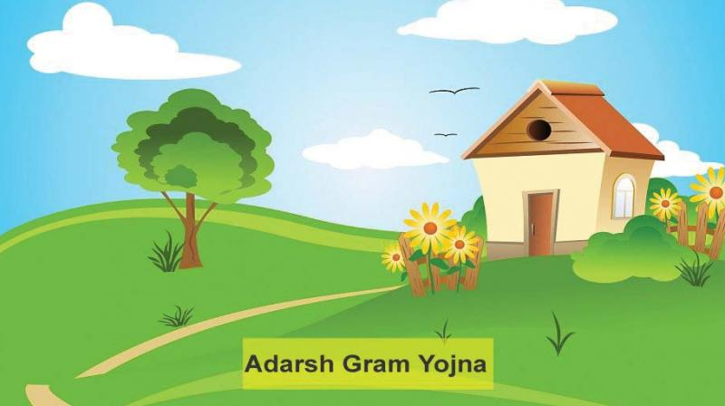 What is Pradhan Mantri Adarsh Gram Yojana