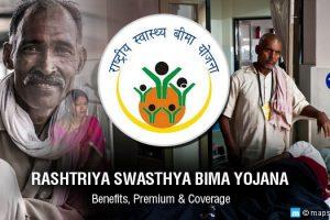 What is Rashtriya Swasthiya Bima Yojana (RSBY)