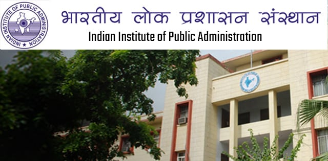 What is the Indian Institute of Public Administration (IIPA)?