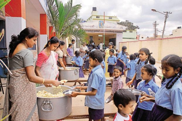 What is the Mid Day Meal Scheme