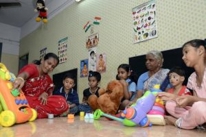 What is the Rajiv Gandhi National Creche Scheme