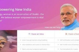 Women entrepreneurship platform