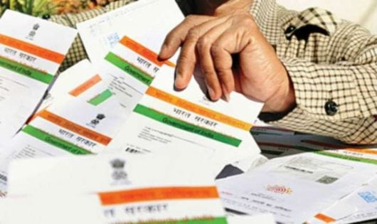 Aadhar card from your Mobile Number