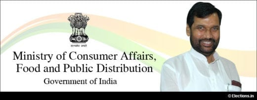 Ministry of Consumer Affairs, Food, and Public Distribution