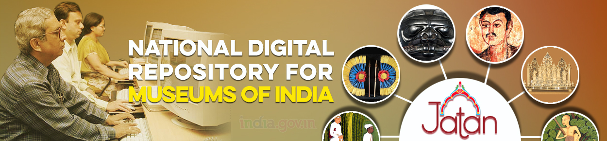 National Digital Repository for Museums of India