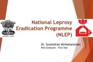 National Leprosy Eradication Programme