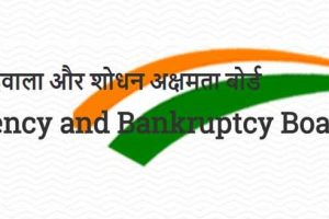 insolvency and bankruptcy board of india