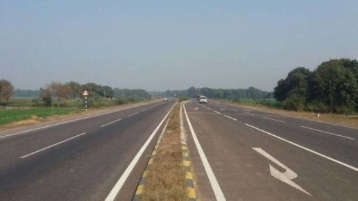 130 Km Of Roads Constructed Daily Under Government
