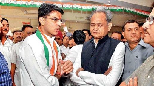 Amid infighting, BJP confident of winning Rajasthan