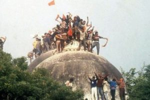 Ayodhya Build Up, An Open