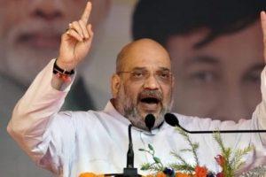 Congress supports 'Urban Naxals' but BJP will put them behind bars, says Amit Shah at Telangana's Nirmal district