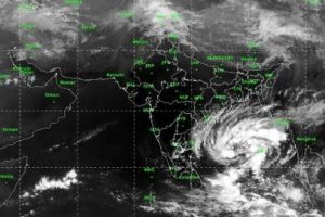 Cyclone 'Gaja' may cross Chennai-Nagapattinam coast on Thursday