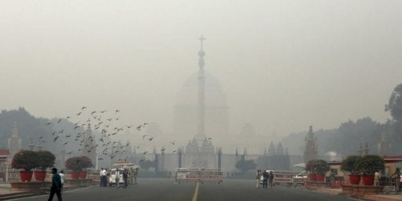 Delhi's air quality remains severe due to unfavorable weather conditions, stubble burning