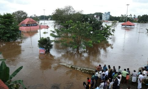 INDIA-WEATHER-FLOOD-MONSOON
