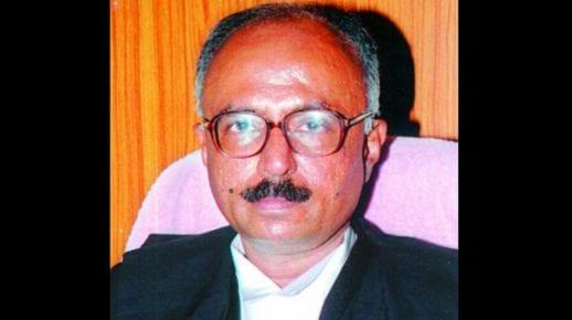 Justice Ramesh Ranganathan was sworn