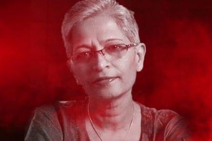 Lankesh murder