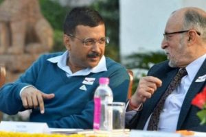 Lt Governor Approves AAP Government's