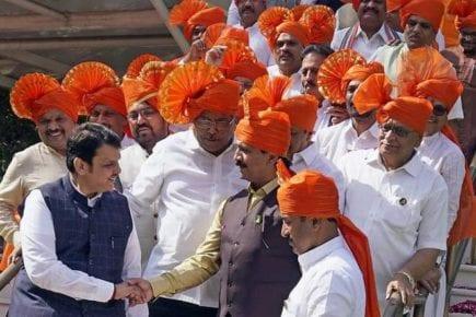 Maharashtra Assembly approves 16% quota for Marathas