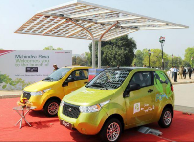 Mahindra Cuts Electric Car e2o's Price by Rs. 92,000