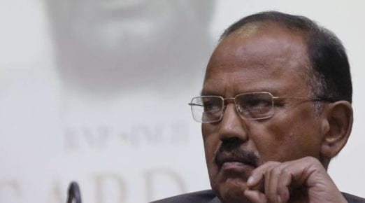 NSA Ajit Doval interfered in Asthana probe, stalled searchesCBI Joint Director to SC