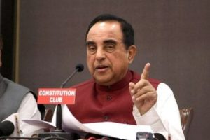 No Indian minister should go for Kartarpur Corridor stone-laying ceremony in Pakistan, says Subramanian Swamy