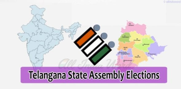 Notification for Telangana Assembly election