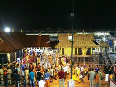 Sabarimala rowDevotee organizations say Kerala Police's new security measures may only compound chaos