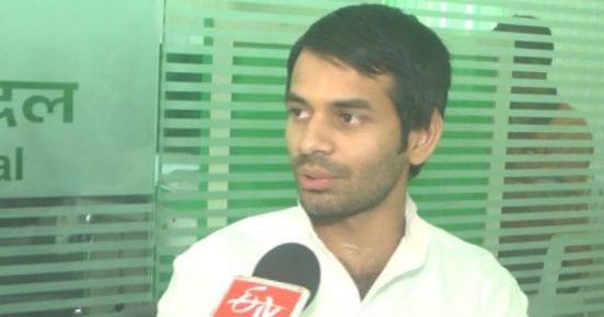 Tej Pratap Yadav says won't return home till family backs divorce; 11-day 'puja organized to resolve RJD leader's marital problems