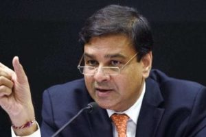 The government established turn up the heat on RBI governor Urjit Patel