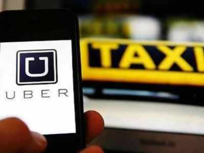 Uber India to launch fuel price index to boost drivers' income