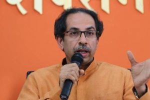 Uddhav Thackeray to RSSBring down govt if protest needed to get Ram temple built