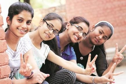 VIDYA scheme for unmarried girl students of Class 6th standard