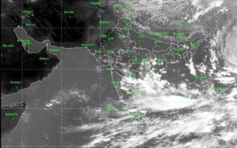Yellow alert for TN as cyclone 'Gaja' approaches