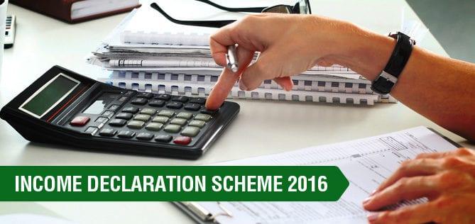 voluntary disclosure of income scheme