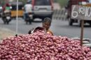 Farmer Gets Rs. 1,064 For 750 kg Of Onion, Sends Money To PM In Protest