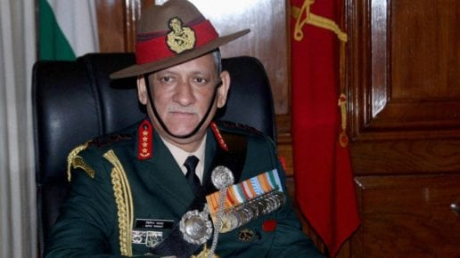 For Pakistan to stay together with India, it will first have to become a secular stateArmy Chief
