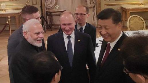 Narendra Modi at G-20 Sum