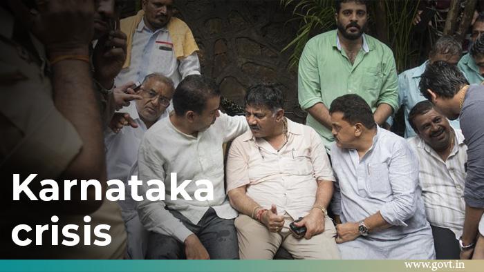 Karnataka Crisis