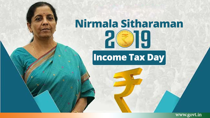 Income Tax day event