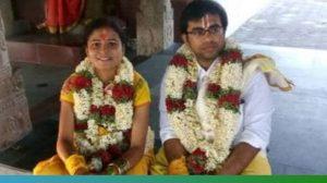 तीसरी शादी रचाने वाला युवक एस दिनेश रासिपलायम